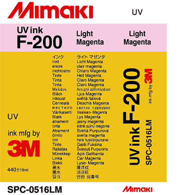 SPC-0516LM F-200 Light Magenta
