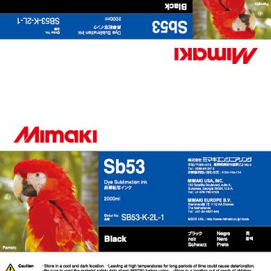 SB53-K-2L Sb53 Black