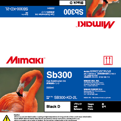 SB300-KD-2L Sb300 Black D