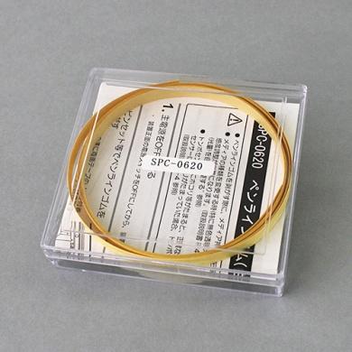 SPC-0620 PEN LINE RUBBER (WHITE)