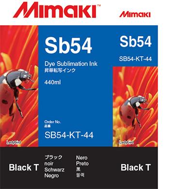 SB54-KT-44 Sb54 Black T