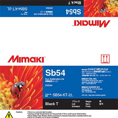 SB54-KT-2L Sb54 Black T