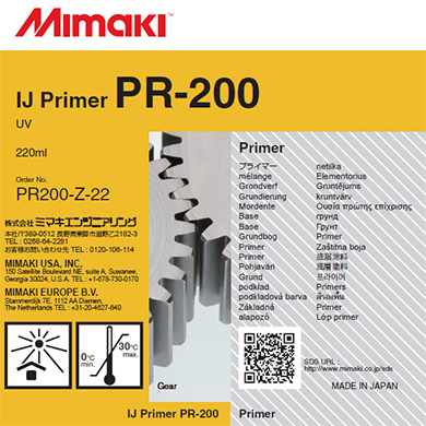 PR200-Z-22 IJ Primer PR-200 220ml Cartridge