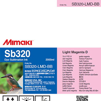 SB320-LMD-BB Sb320 Light Magenta D